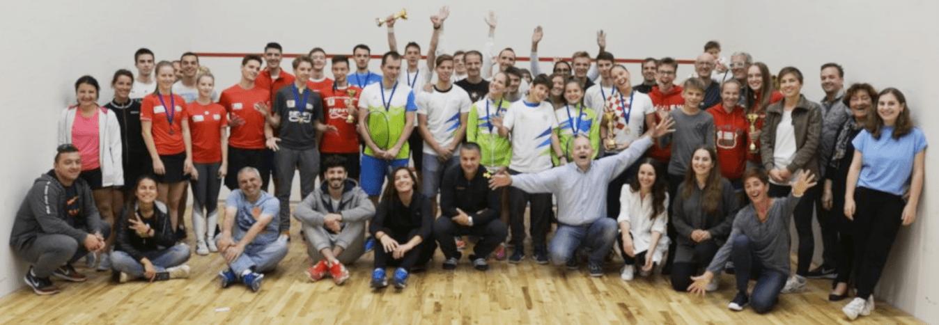 PETROL Balkan squash championships